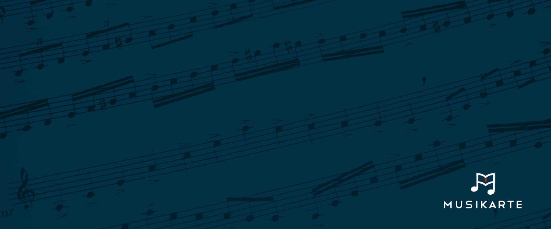 Musikarte