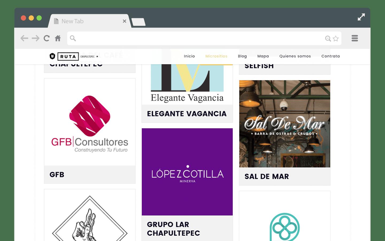 Ruta Chapultepec / Ruta Providencia