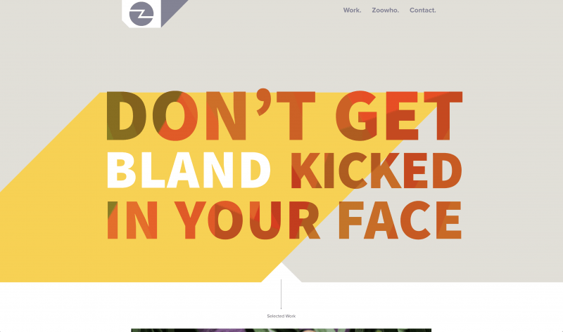 Tendencias diseño web 2019 Selfish Blog