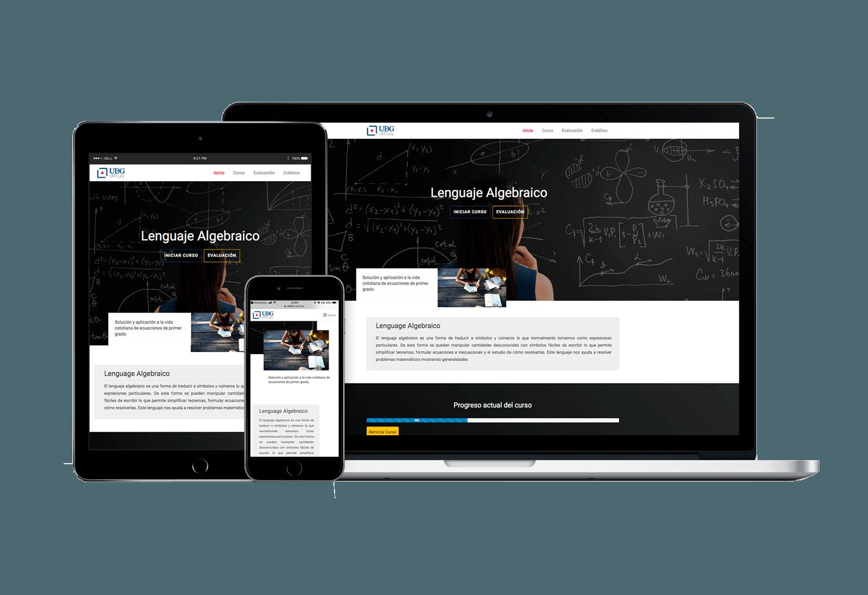 UDG Virtual – Lenguaje Algebraico
