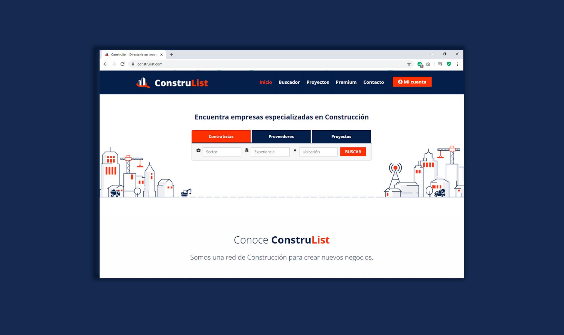 ConstruList