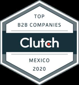 Selfish Clutch Top B2B Companies Mexico 2020 clutch.co