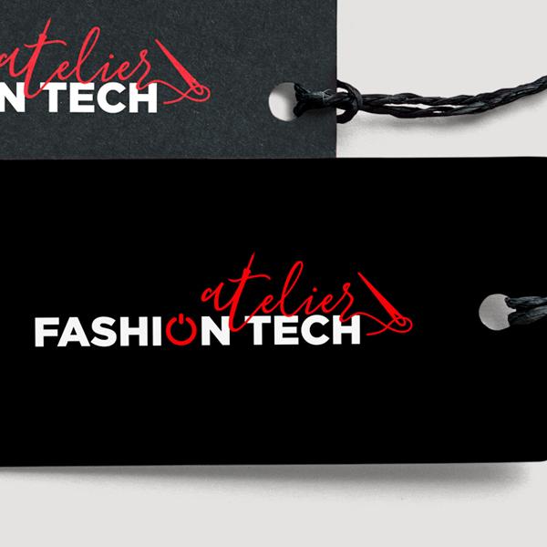 Selfish Diseño de logo Fashion Tech Atelier