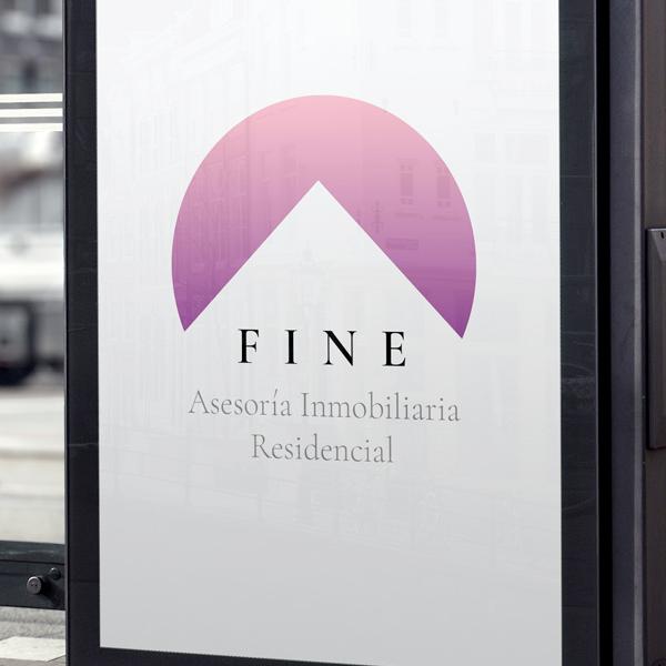 Selfish Diseño de logo Fine