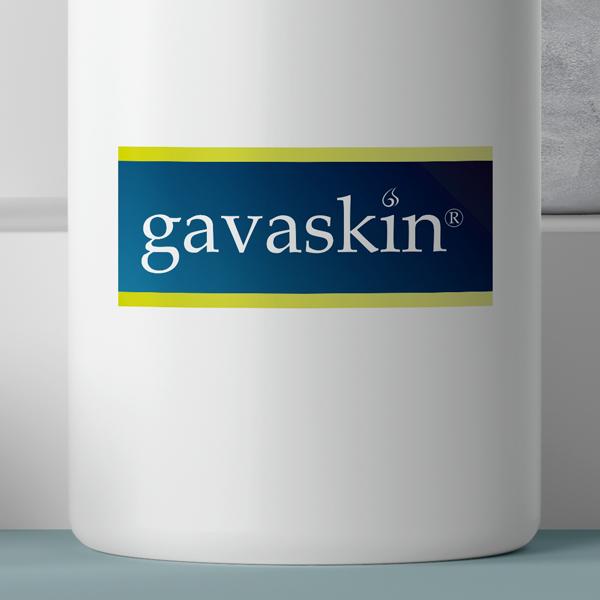Selfish Diseño de logo Gavaskin