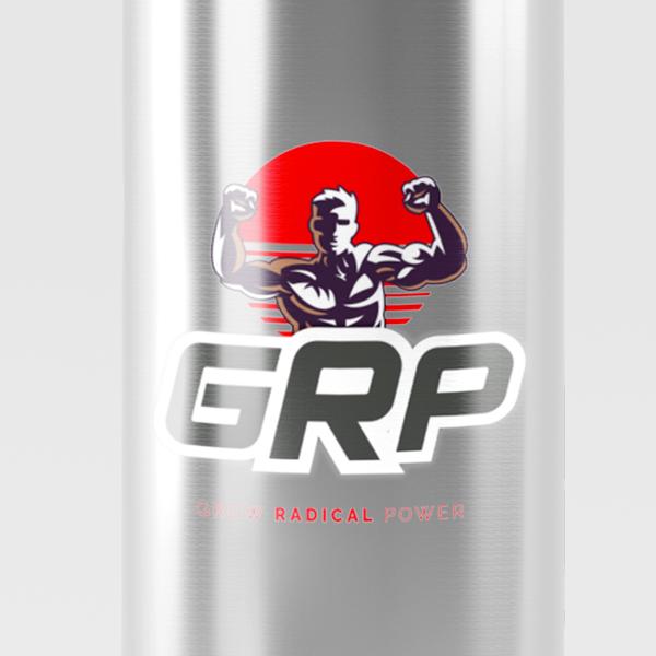 Selfish Diseño de logo GRP