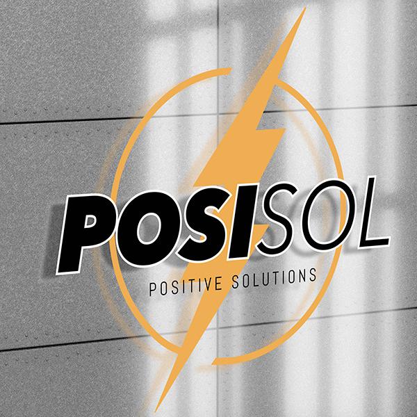 Selfish Diseño de logo Posisol
