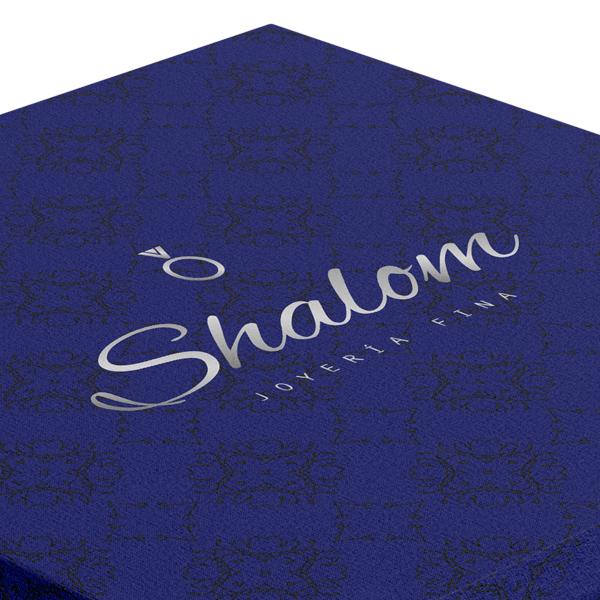 Selfish Diseño de logo Shalom