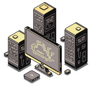 imagen servidores
